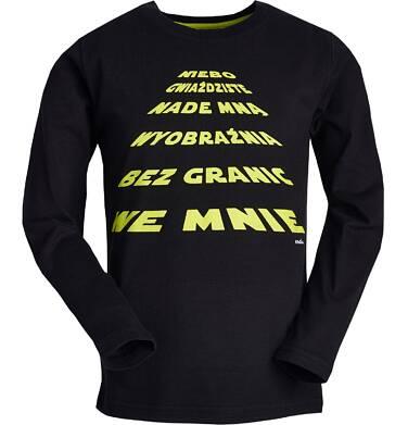 """Endo - """"Wyobraźnia bez granic"""" T-shirt z długim rękawem dla chłopca 9-13 lat C82G608_2"""