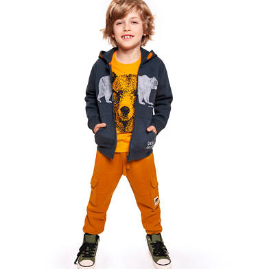 Endo - Spodnie dresowe dla chłopca 3-8 lat C92K016_2
