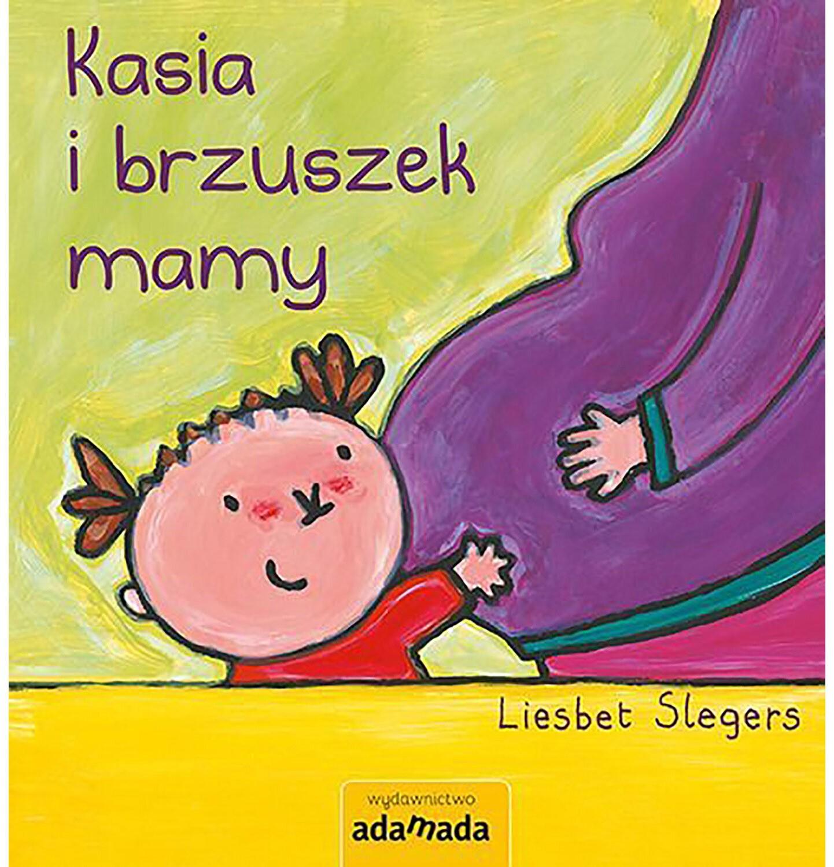 Endo - Kasia i brzuszek mamy, Liesbet Slegers, Adamada BK04298_1