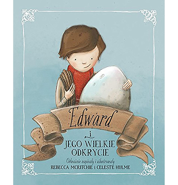 Endo - Edward i jego wielkie odkrycie, Rebecca Mcritchie, Celeste Hulme, Adamada BK04299_1