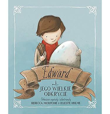 Endo - Edward i jego wielkie odkrycie, Rebecca Mcritchie, Celeste Hulme, Adamada BK04299_1 9