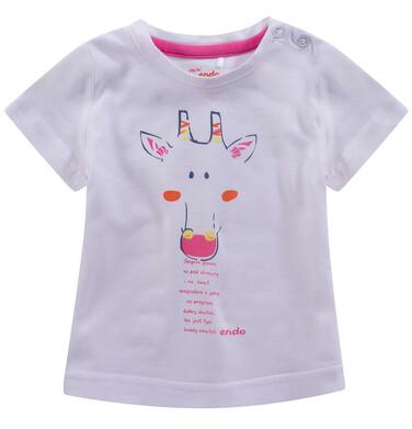 Endo - T-shirt dla niemowlaka N51G038_1