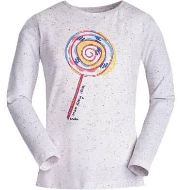 Endo - T-shirt dla dziewczynki 3-8 lat D82G124_1