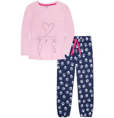 Endo - Piżama dla dziewczynki 3-8 lat D72V010_1