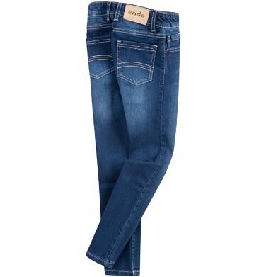 Endo - Jeansy rurki dla dziewczynki D61K003_1