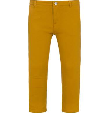 Endo - Chinosy dla chłopca, żółte, 3-8 lat C92K019_2