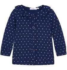 Endo - Dziewczęcy model bluzy  dla dziecka 3-36 m N72C006_1
