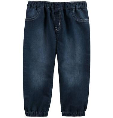Endo - Jeansy ze ściągaczami dla niemowlaka N61K001_1