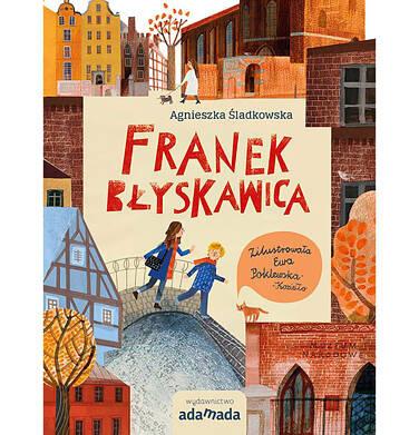 Endo - Franek błyskawica, Agnieszka Śladkowska, Adamada BK04303_1 4