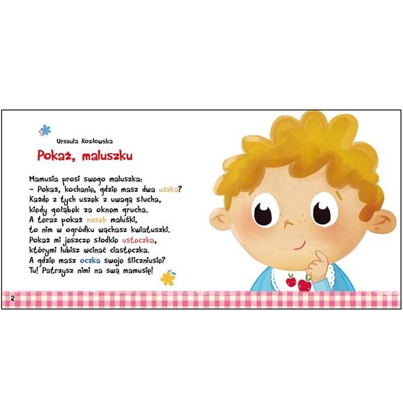 Wierszyki 2 Latka Wiersze Książki Endo