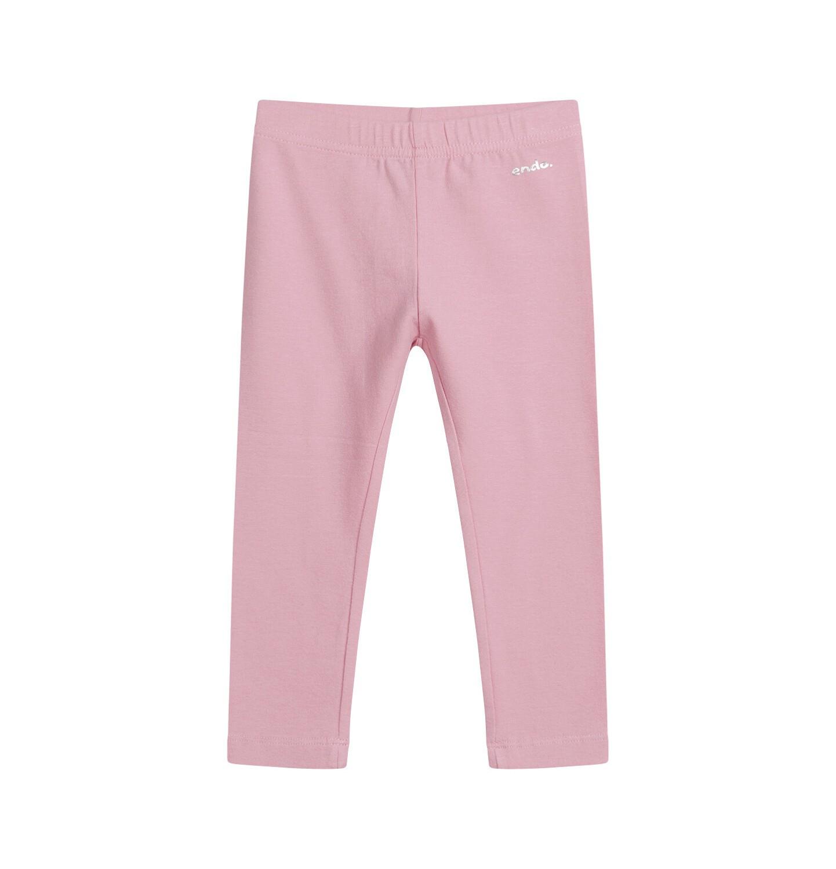 Endo - Legginsy dla dziecka, różowe N04K001_3