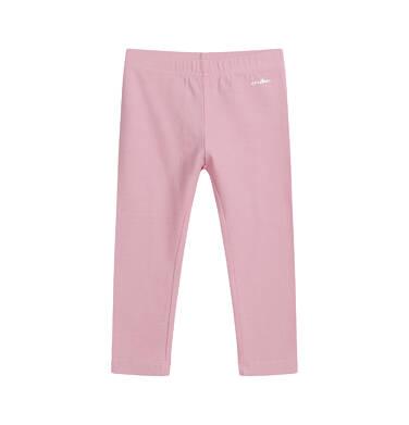 Legginsy dla dziecka, różowe N04K001_3