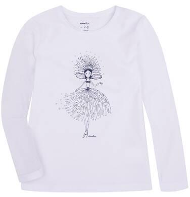 Endo - Bluzka z długim rękawem  dla dziewczynki 3-8 lat D72G115_1