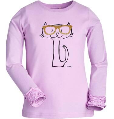 Endo - Bluzka z długim rękawem dla dziewczynki 9-13 lat D82G617_1