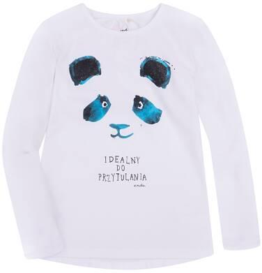 Endo - Bluzka z długim rękawem  dla dziewczynki 3-8 lat D72G016_1