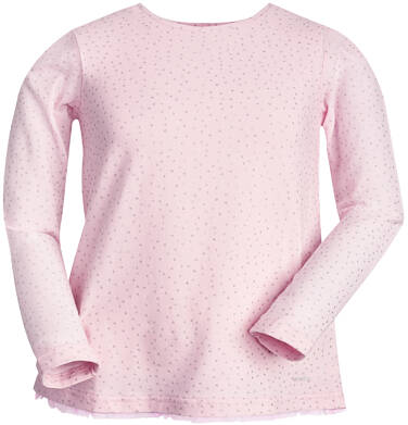 Endo - Bluzka z długim rękawem  dla dziewczynki 3-8 lat D72G143_2