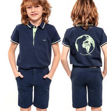 Endo - Krótkie spodenki dla chłopca 3-8 lat C91K021_1