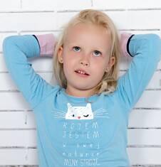 Endo - Tunika dla dziewczynki 3-8 lat D72G011_1