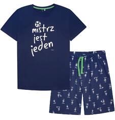 Endo - Piżama z krótkimi spodniami męska Q72V006_1