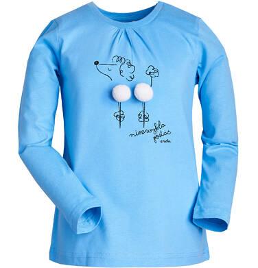 """Endo - """"Niezwykła postać"""" Bluzka z długim rękawem dla dziewczynki 3-8 lat D82G120_1"""