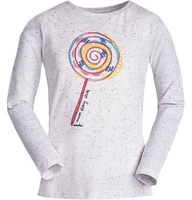Endo - T-shirt dla dziewczynki 9-13 lat D82G624_1