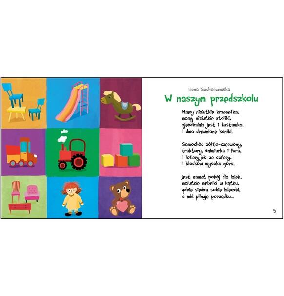 Wierszyki 4 Latka Wiersze Książki Endo