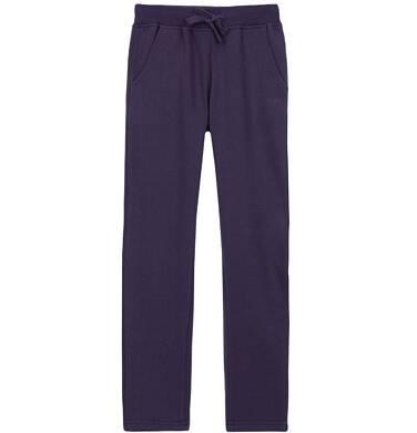 Endo - Grube spodnie dresowe z kieszeniami dla dziewczynki 3-8 lat D62K005_2