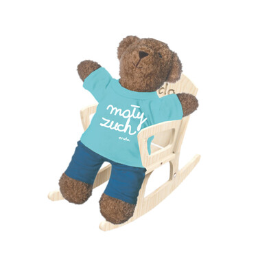 Endo - Misiowy fotel bujany SMM011_1 17