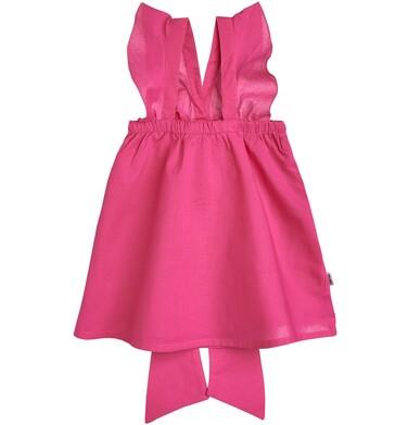 Sukienka na ramiączkach dla dziecka 0-3 lata N81H014_1