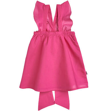 Endo - Sukienka na ramiączkach dla dziecka 0-3 lata N81H014_1