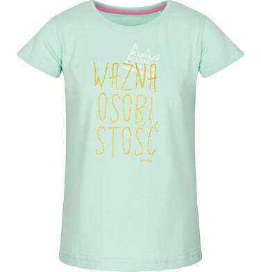 Endo - T-shirt z krótkim rękawem dla dziewczynki 3-8 lat D91G164_1