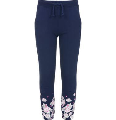 Spodnie dresowe dla dziewczynki 9-13 lat D92K540_1