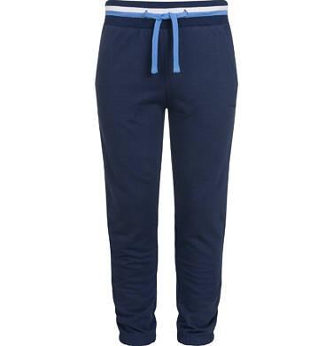 Endo - Spodnie dresowe dla chłopca, granatowe, 5-8 lat C03K043_2 88