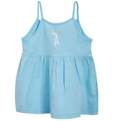 Endo - Top na ramiączkach dla dziewczynki 9-13 lat D81G578_2