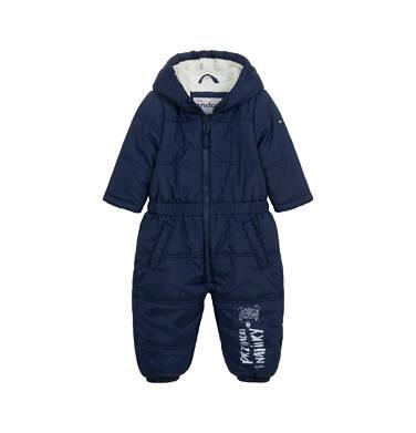 Endo - Kombinezon zimowy dla małego dziecka, granatowy N04A009_1 8