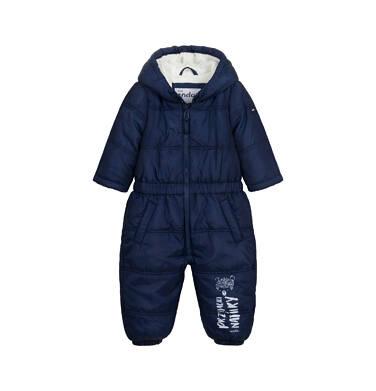 Endo - Kombinezon zimowy dla małego dziecka, granatowy N04A009_1 6