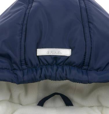 Endo - Kombinezon zimowy dla małego dziecka, granatowy N04A009_1,5