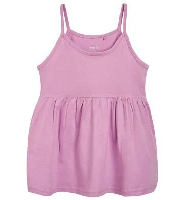 Endo - Top na ramiączkach dla dziewczynki 9-13 lat D81G578_3
