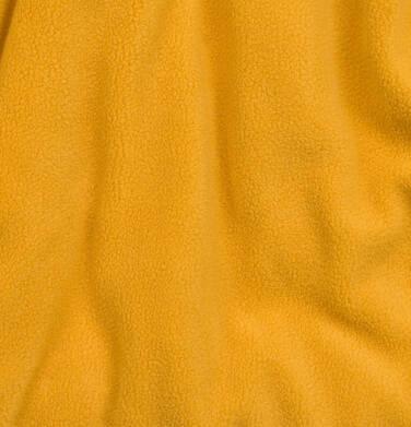 Endo - Długa kurtka parka zimowa dla małego dziecka, musztardowa N04A022_2,6
