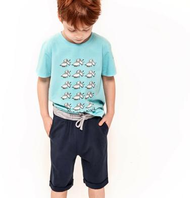 Endo - Spodenki dresowe dla chłopca 9-13 lat C91K523_1