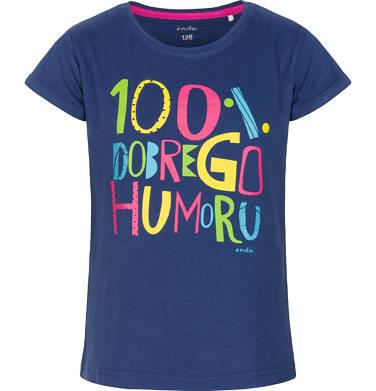 Endo - T-shirt z krótkim rękawem dla dziewczynki 9-13 lat D91G667_1