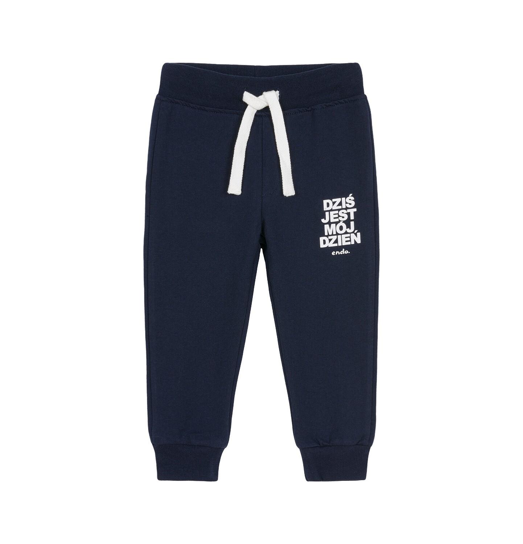 Endo - Spodnie dresowe dla dziecka 0-3 lata N92K020_1