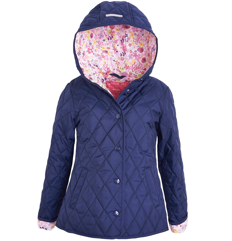 Endo - Pikowana kurtka dla dziewczynki 9-13 lat D81A503_3
