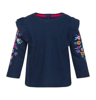 Endo - T-shirt z długim rękawem dla dziecka 0-3 lata N82G038_2