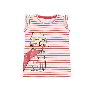 Endo - T-shirt z krótkim rękawem dla dziecka 0-3 lata N91G053_1