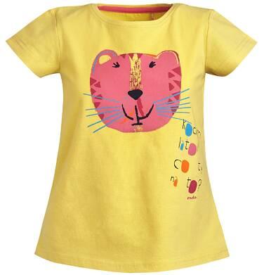 Endo - T-shirt z krótkim rękawem dla dziewczynki 9-13 lat D81G580_1