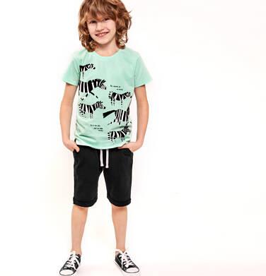 Endo - Spodenki dresowe dla chłopca 9-13 lat C91K523_3