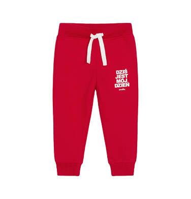 Endo - Spodnie dresowe dla dziecka 0-3 lata N92K020_3,1