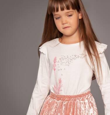 Endo - Bluzka z długim rękawem dla dziewczynki 9-13 lat D82G521_1