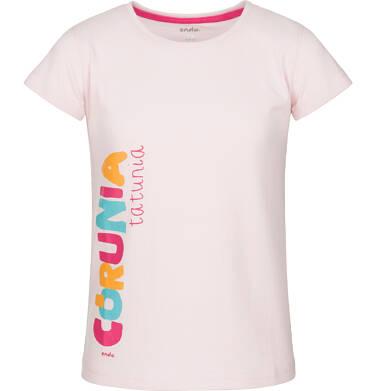 Endo - T-shirt z krótkim rękawem dla dziewczynki 3-8 lat D91G172_1